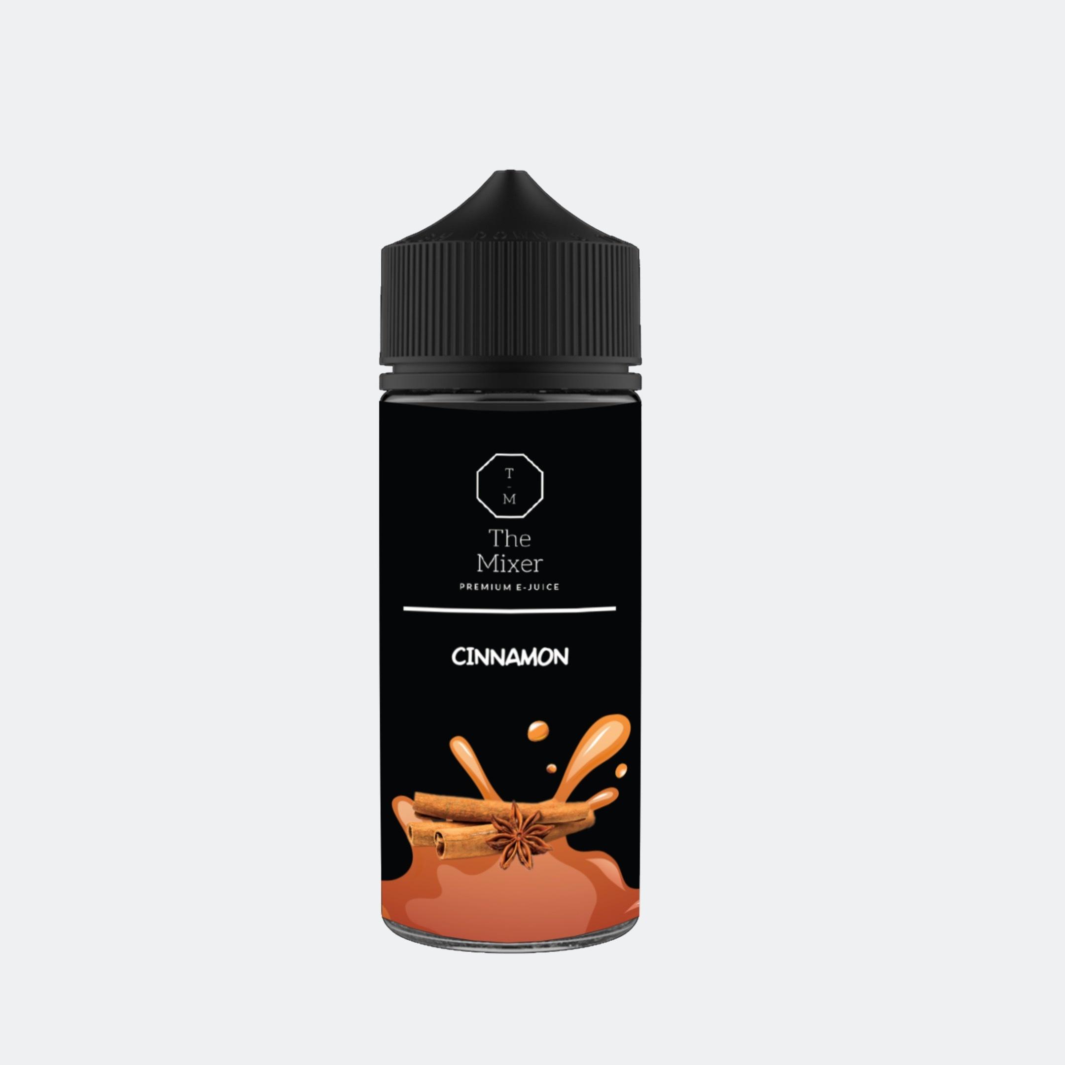 The Mixer Cinnamon